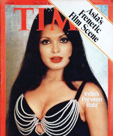 Remembering Parveen Babi: The Tragic Life and Death of One of Bollywood's Most Beautiful Actress
