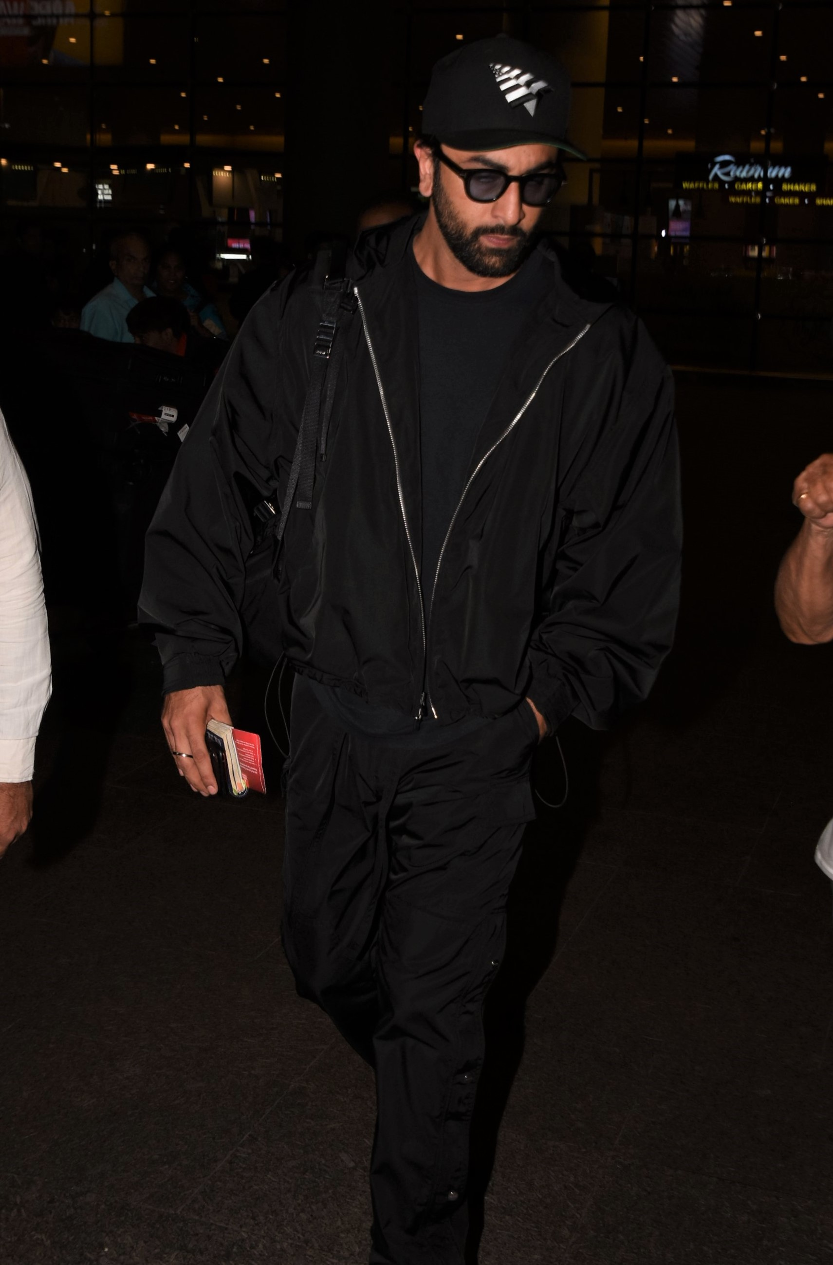 Ranbir Kapoor Is Back From New York