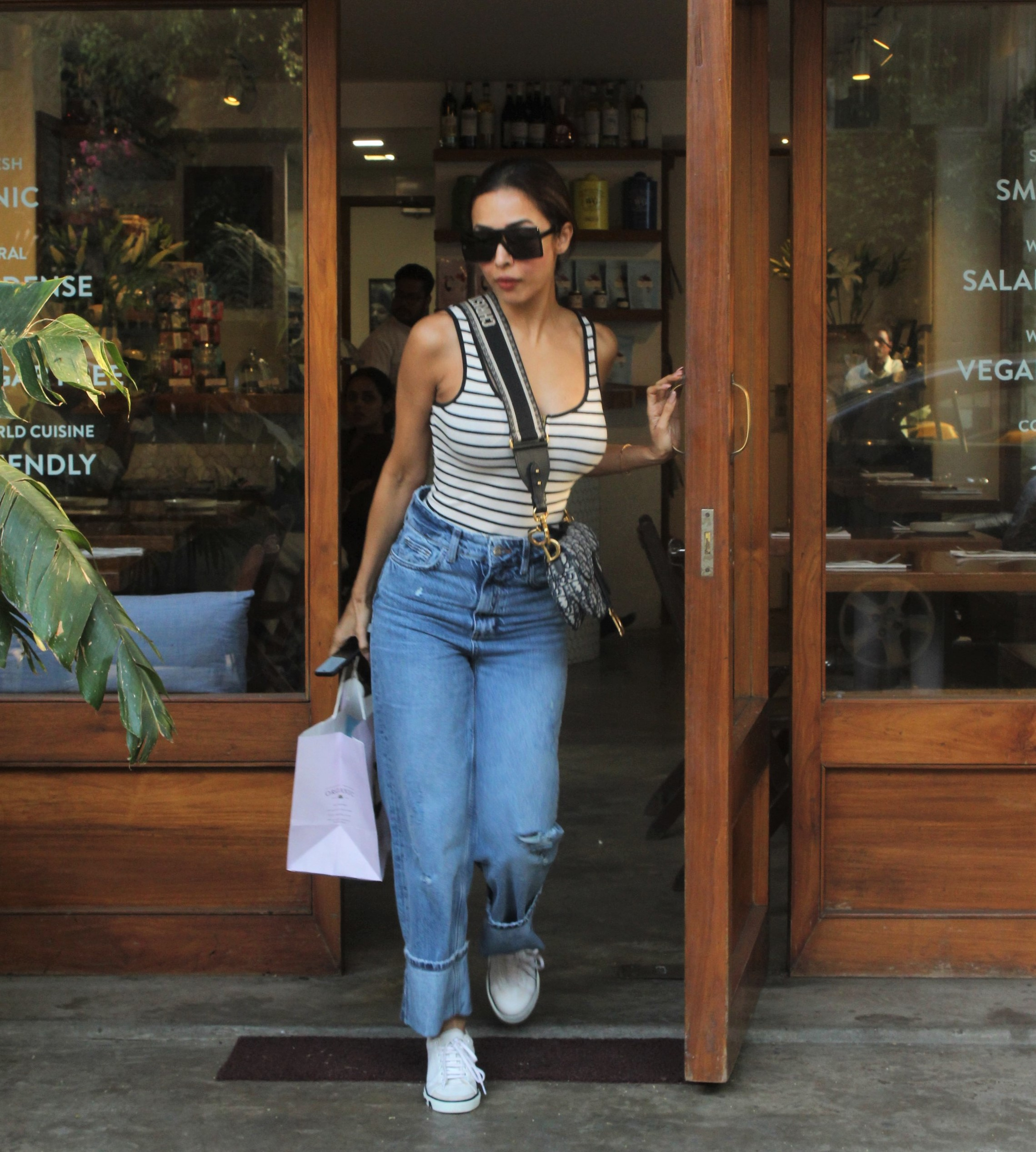 Malaika Arora Is Our Gym-To-Lunch Style Inspiration!