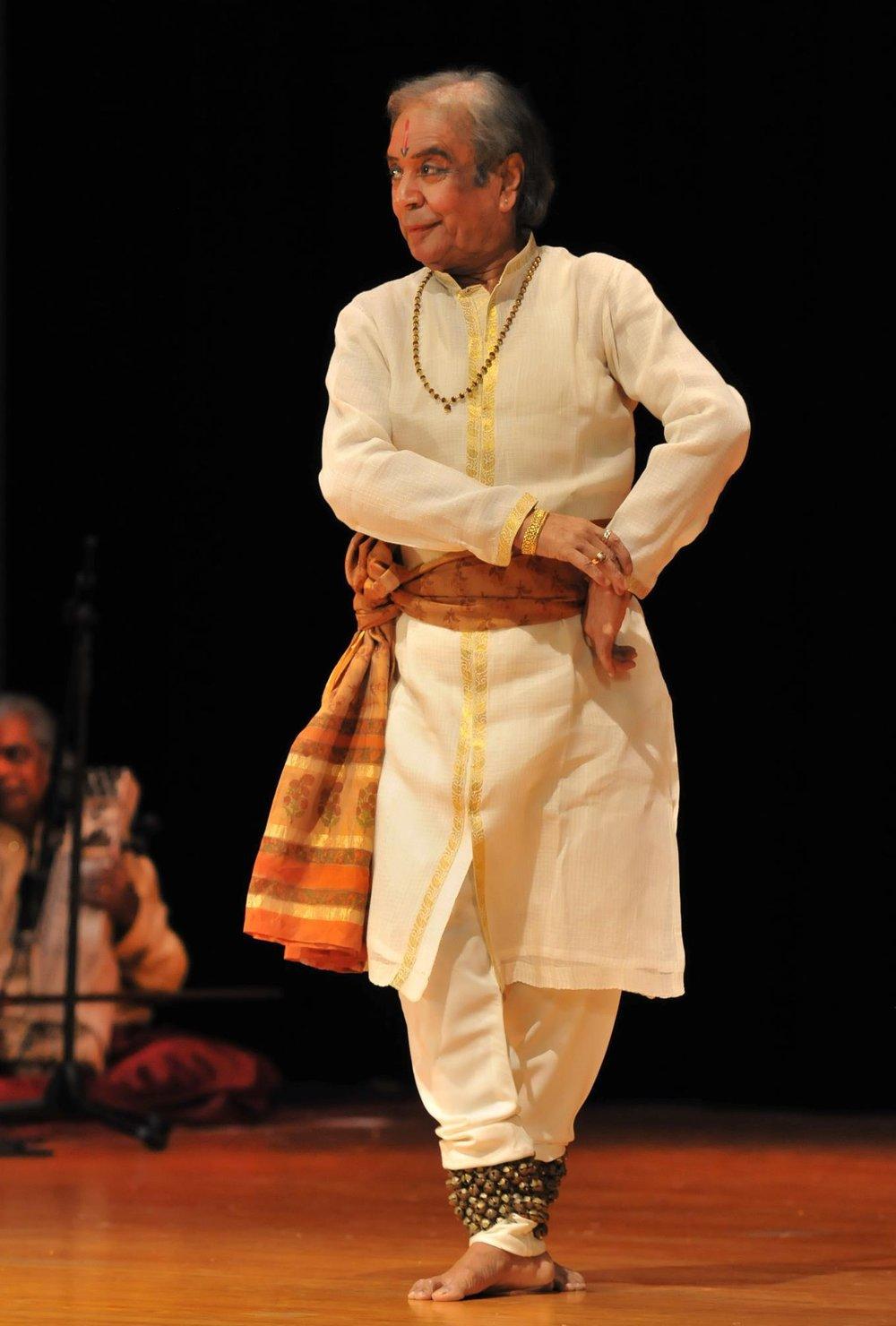 Kathak Legend Pandit Birju Maharaj to Launch Dance Program!