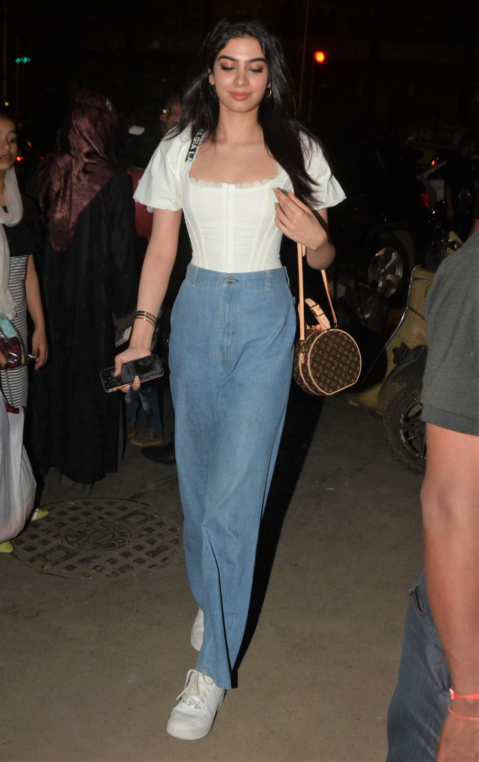 Khushi Kapoor's Corset Top Is the Look You Need to Copy For Summer!