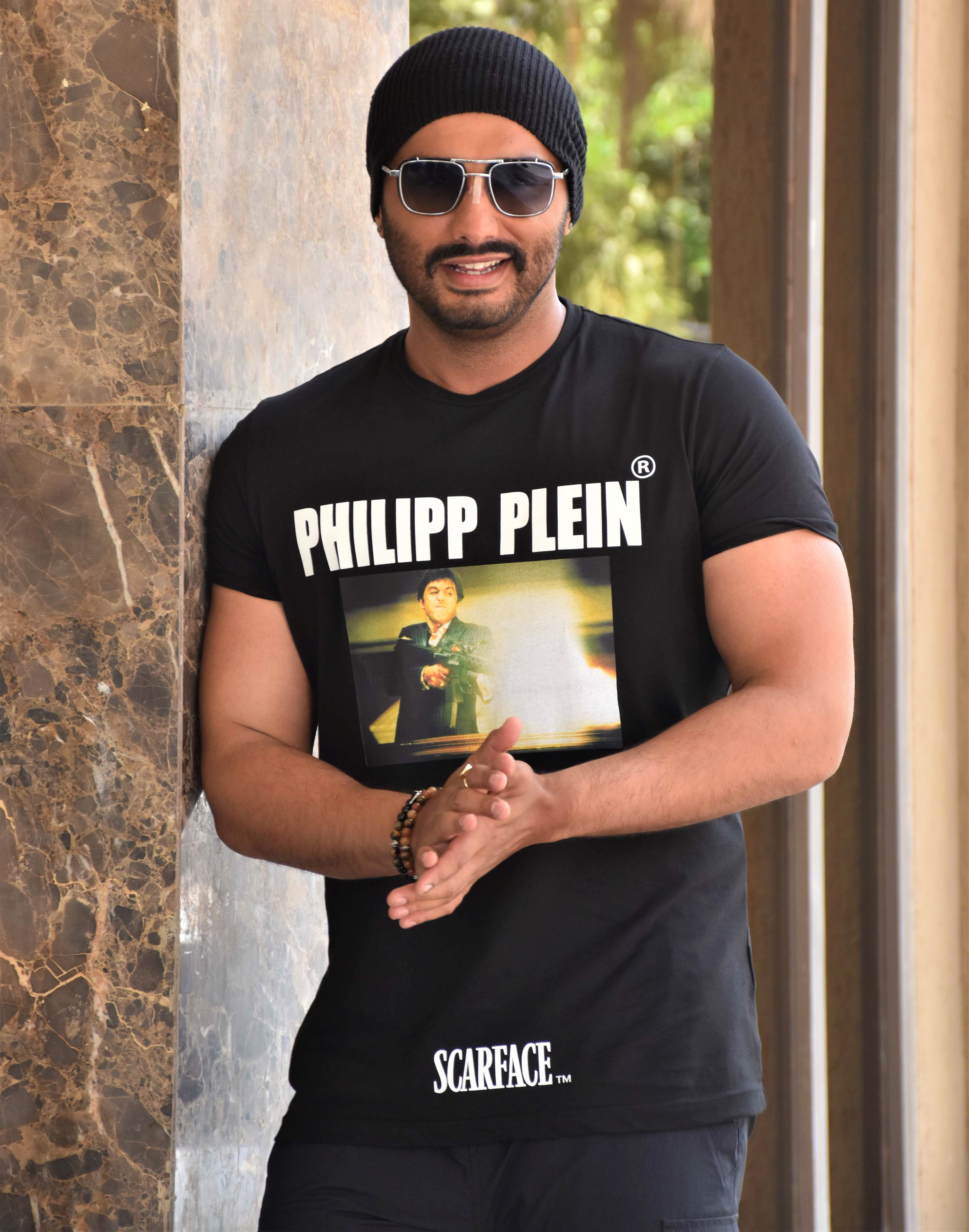 Arjun Kapoor is Suave and Sophisticated for India's Most Wanted