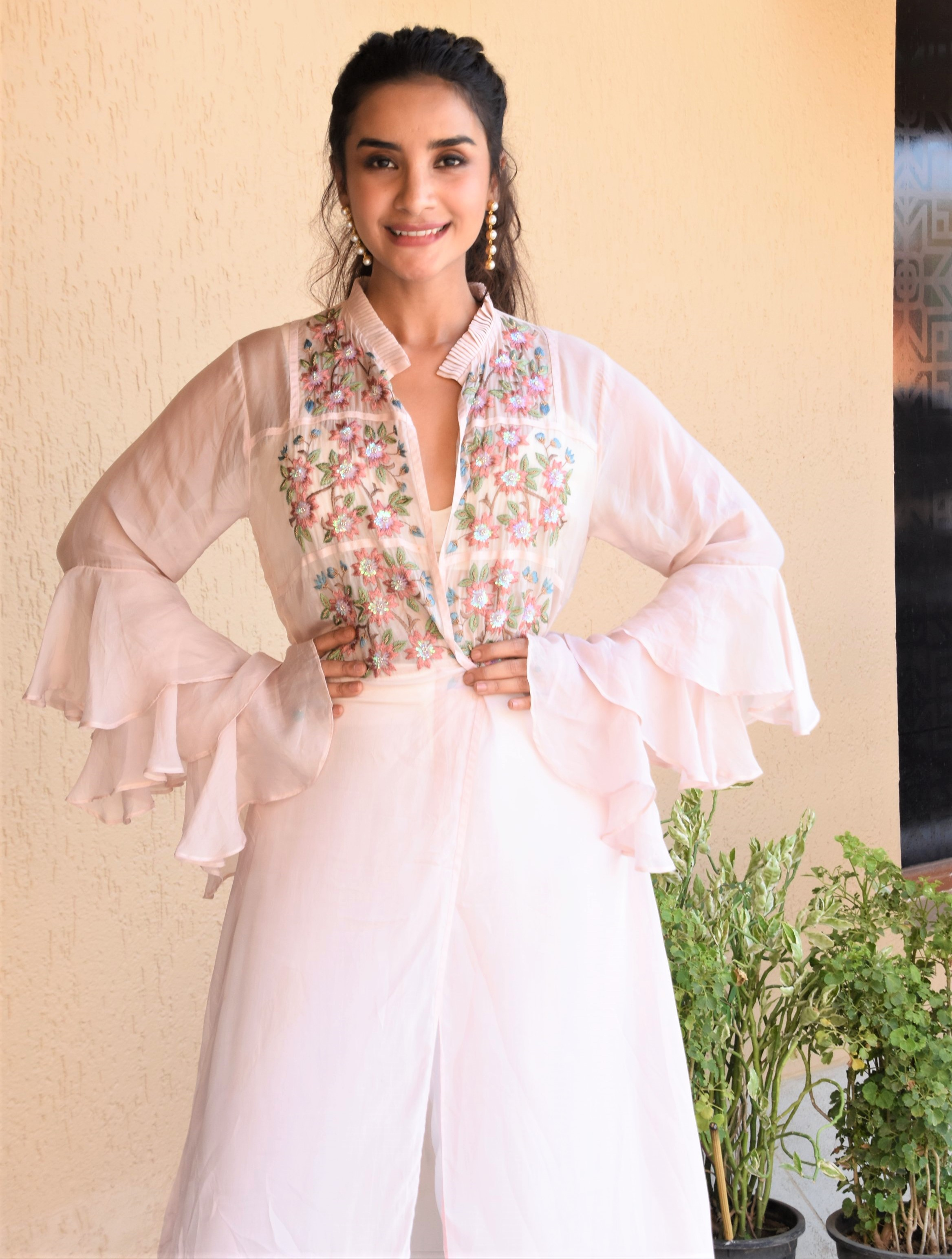 Patralekha Is an Elegant Beauty for Promotions