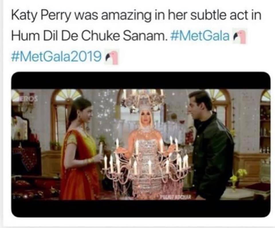 Internet Reacts to Deepika Padukone and Priyanka Chopra at the Met Gala