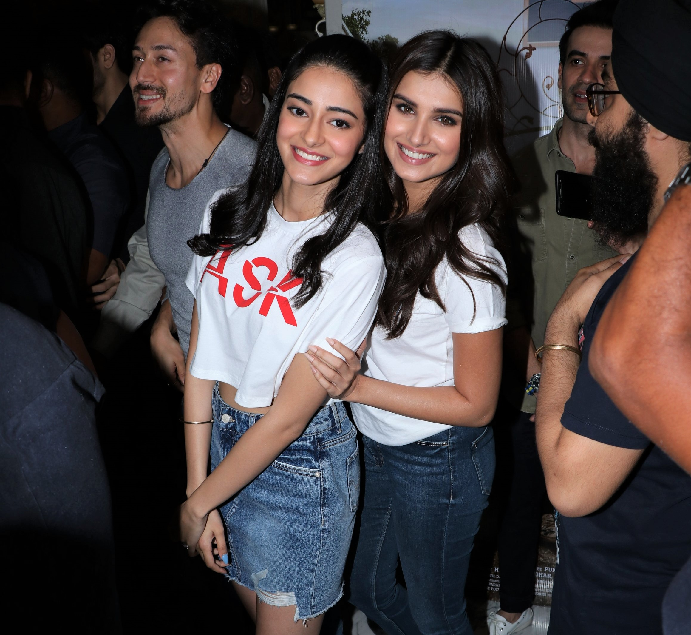 Tara Sutaria and Ananya Panday