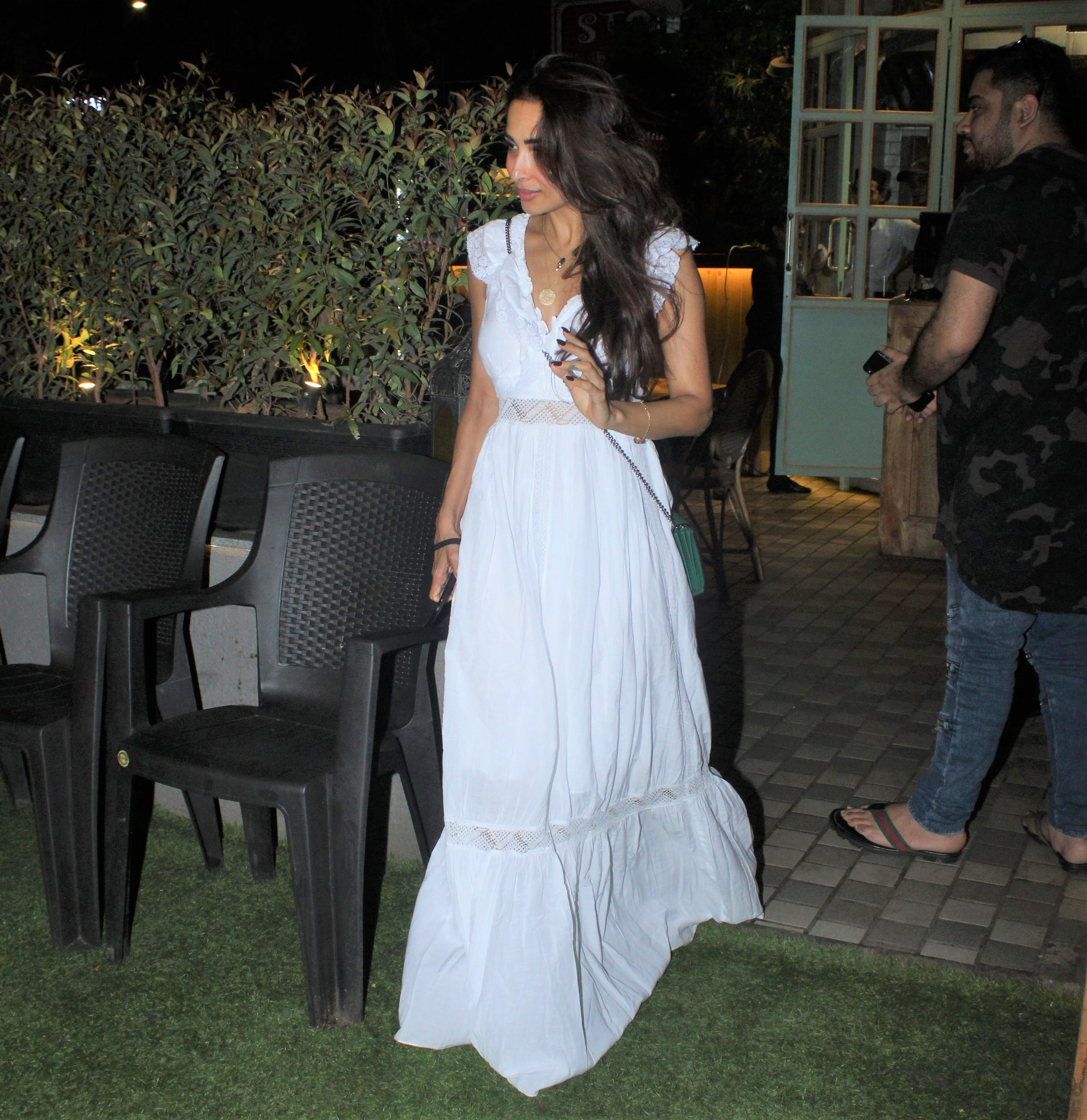 Malaika Arora is a Vision in White to Beat the Summer Heat!