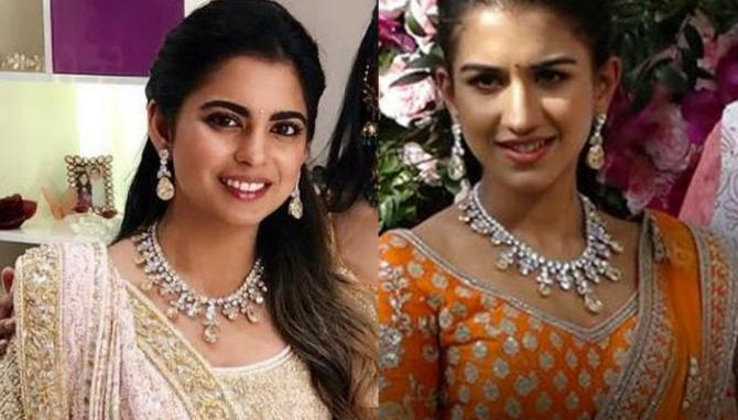 Isha Ambani and Radhika Merchant Are BFF Goals and Here's Proof