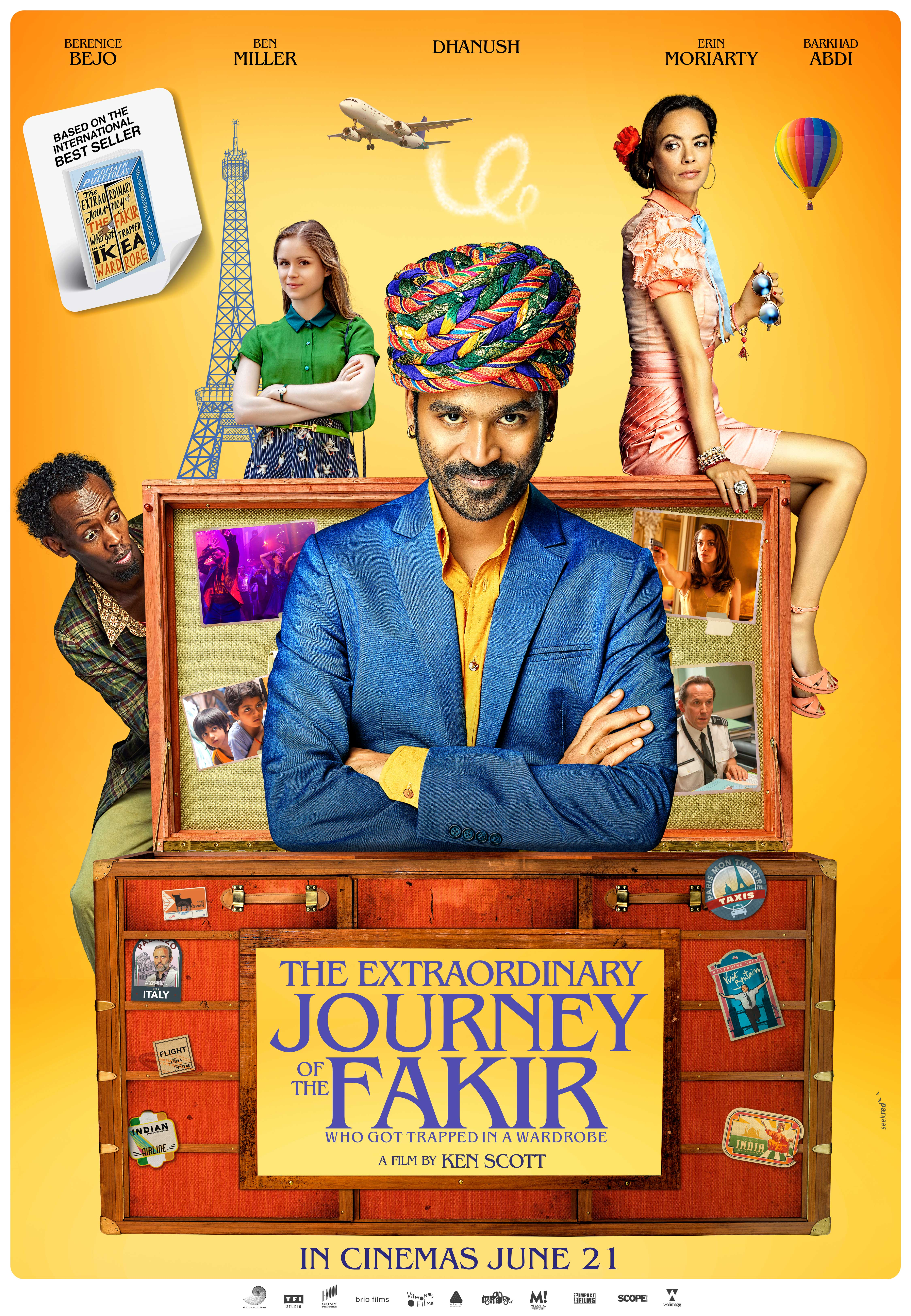 Dhanush's First International Film: All You Need to Know About The Extraordinary Journey of the Fakir