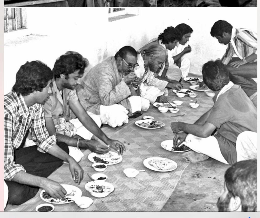 Boney Kapoor Serves Food to His Team - From Hum Paanch to Mom. See These Beautiful Pics From the Past