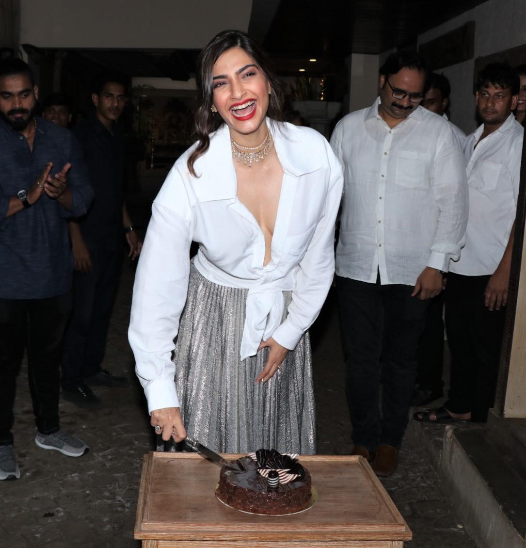 Sonam Kapoor's Birthday Bash Was Phenomenal!