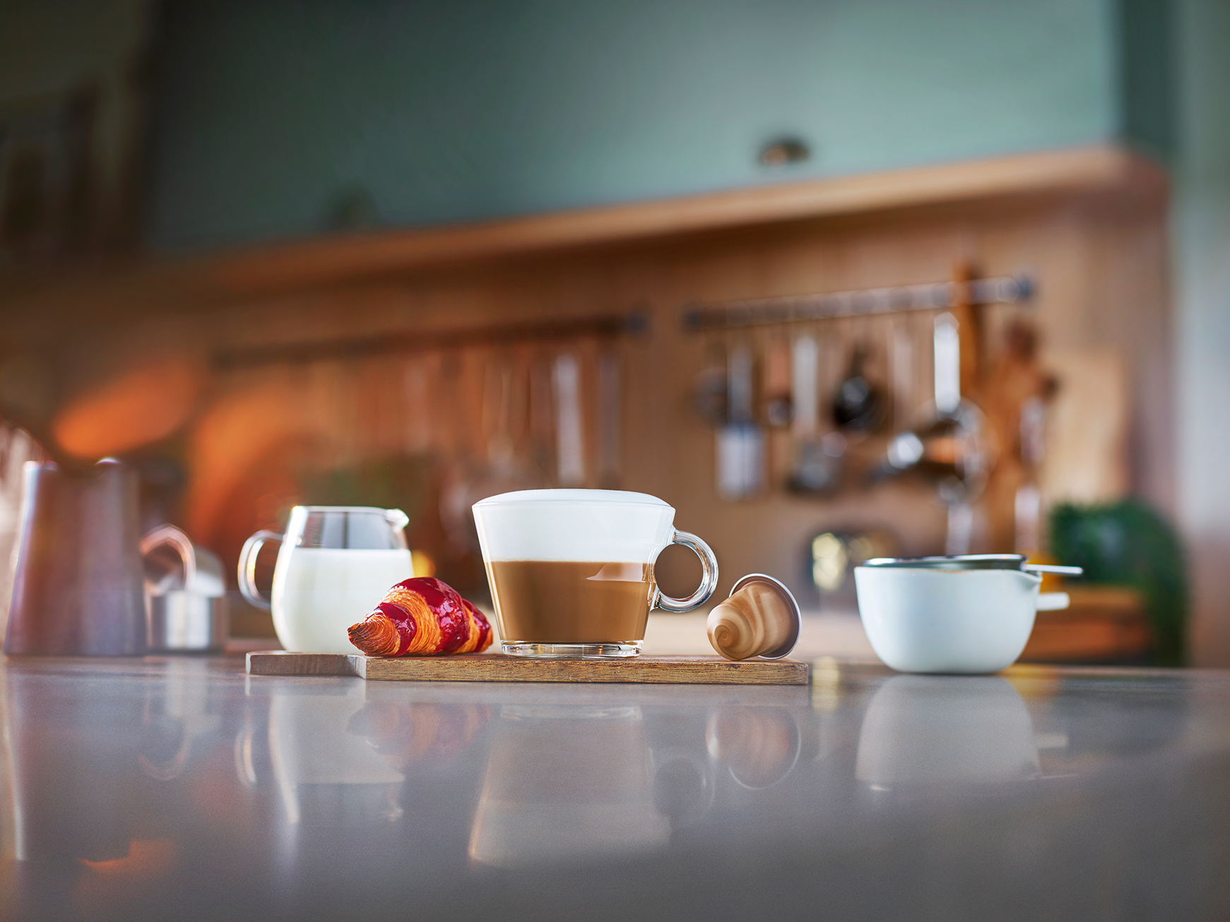 3 Fun Coffee Recipes with Nespresso