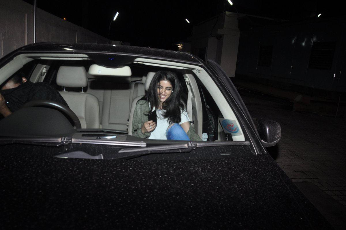 Navya Naveli Nanda Dating Jaaved Jaaferi's Son Meezaan?