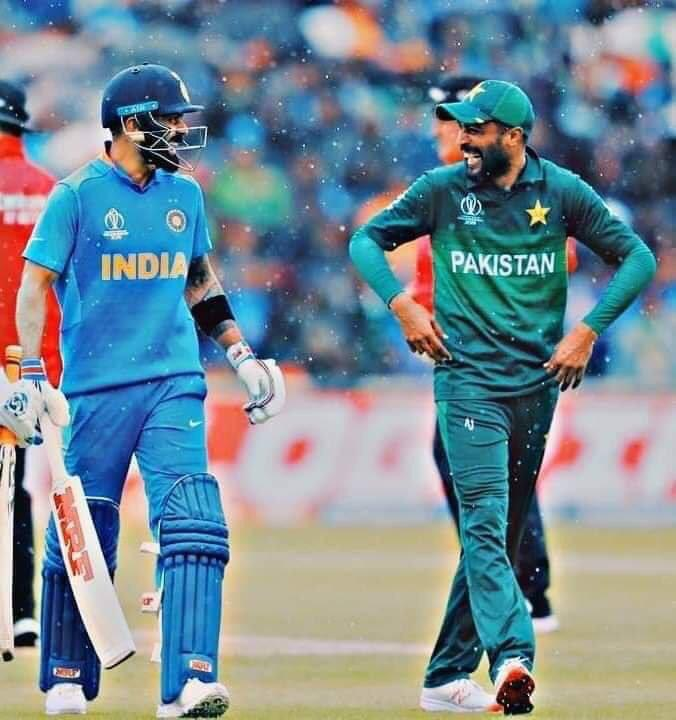 How Virat Kohli Made the Indo-Pak Rivalry Saner