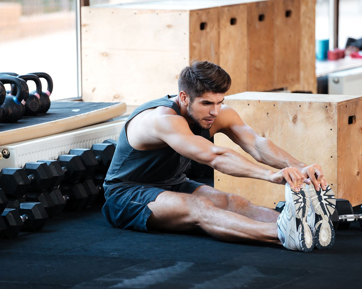 How To Recover From A Tough Workout Gym Day