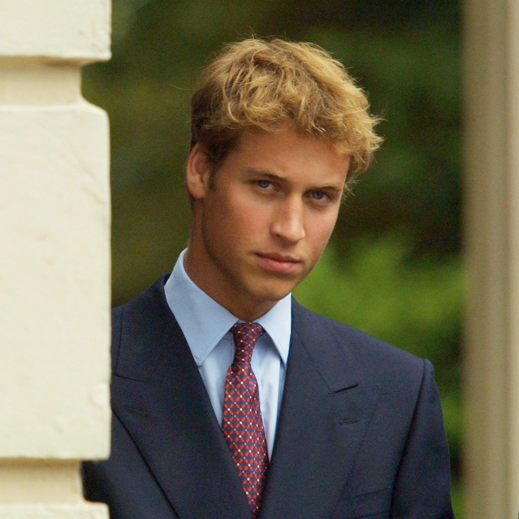 Was Prince William A Ladies Man?