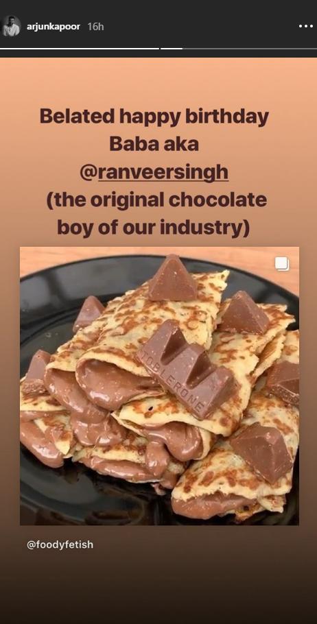 Arjun Kapoor Ranveer Singh