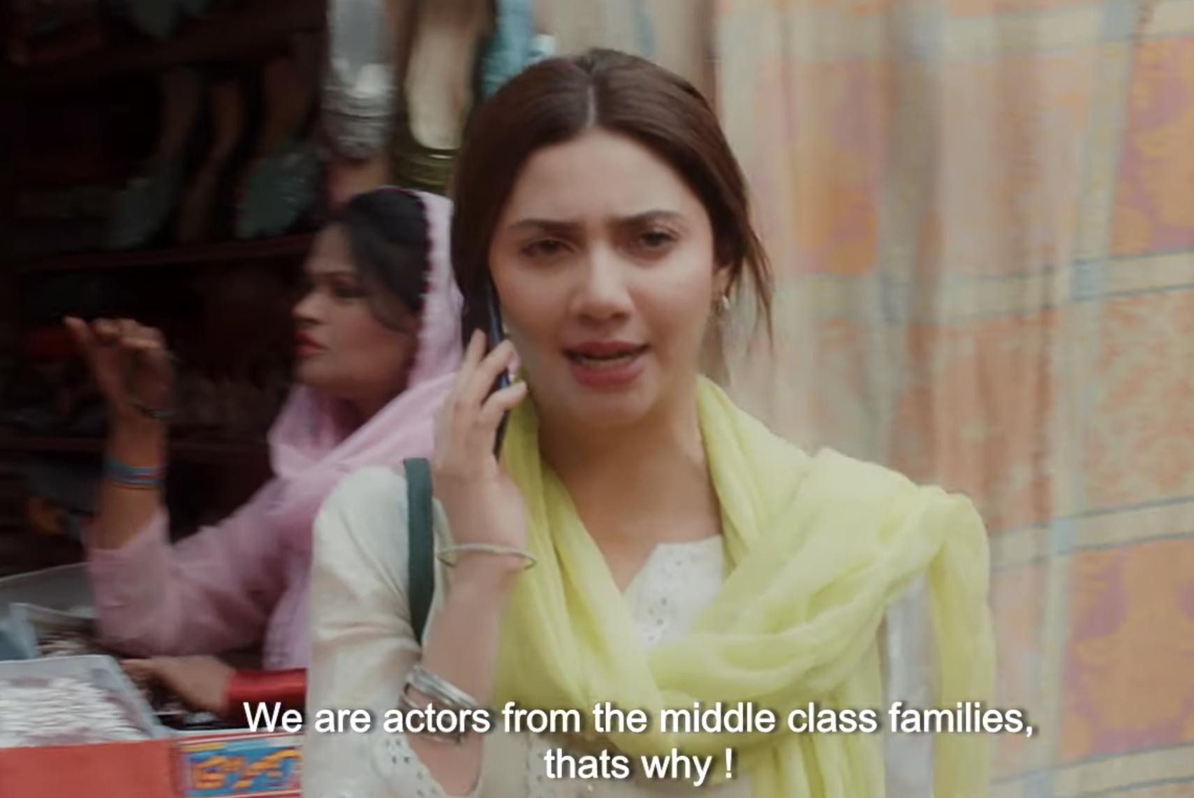Mahira Khan in Superstar 2