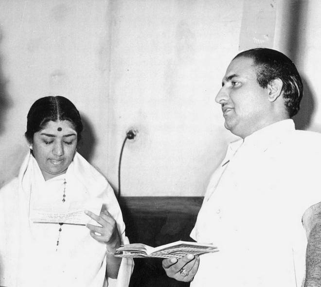 Nightingale Lata Mangeshkar Remembers Mohd Rafi On His Death Anniversary