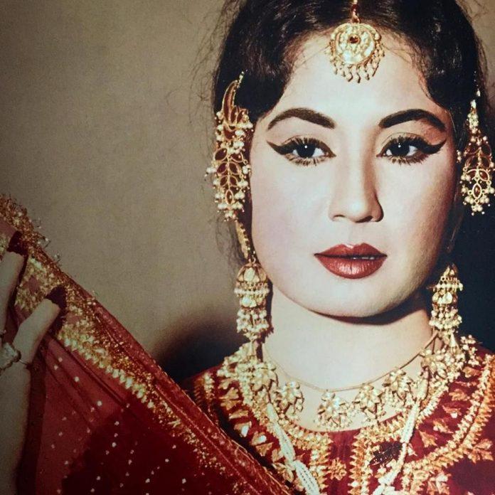 Meena Kumari birthday