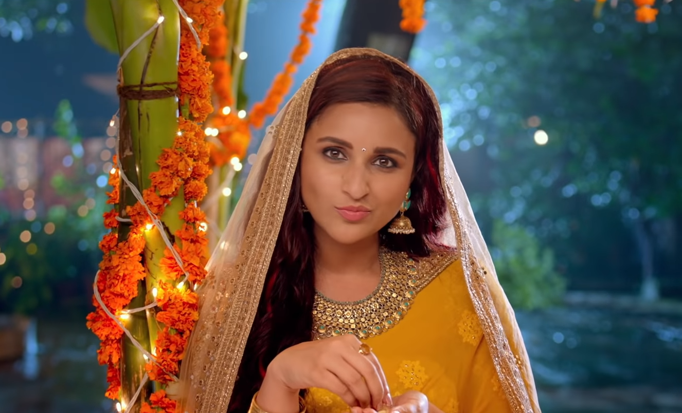 Jabariya Jodi movie review Parineeti Chopra Sidharth Malhotra