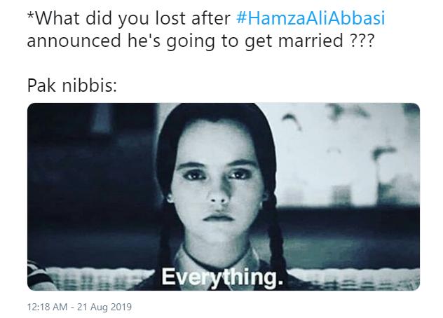 Hamza Ali Abbasi Naimal Khawar Khan
