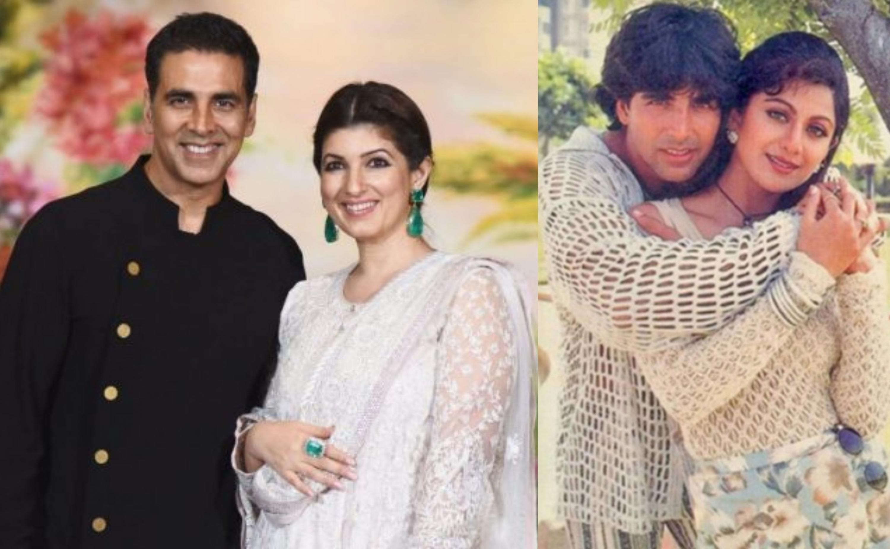 When Akshay Kumar Had to Choose Between Shilpa Shetty and Twinkle Khanna -  Blast from the Past - Masala.com
