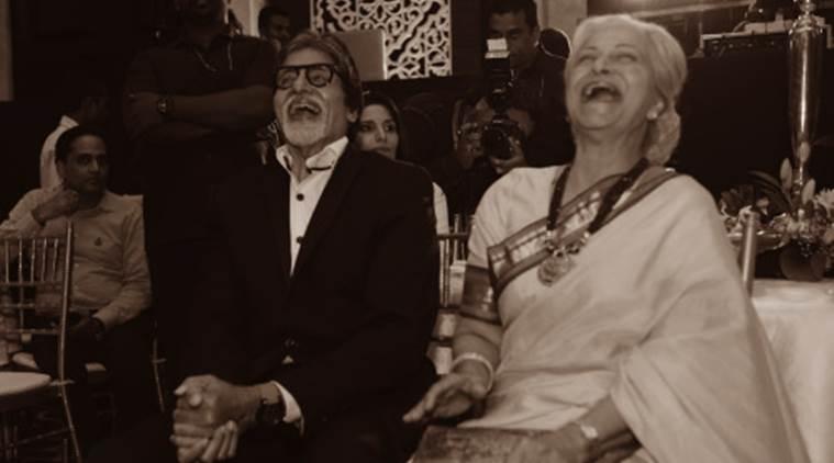 Amitabh Bachchan Considers Waheeda Rehman and Dilip Kumar As the Two Idols He Looks Up To!