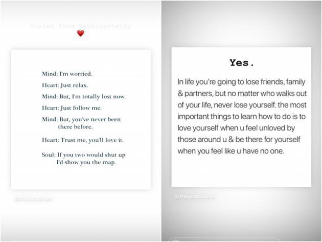 Ileana D'Cruz Shares Cryptic Posts On Social Media Amid Reports Of Split From Husband, Andrew KneeBone