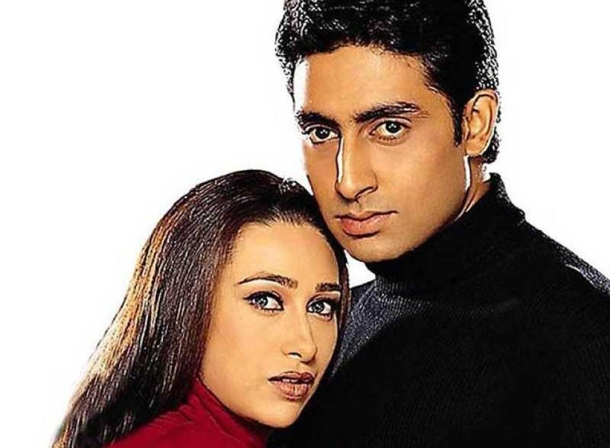 Image result for abhishek bachchan and karisma kapoor