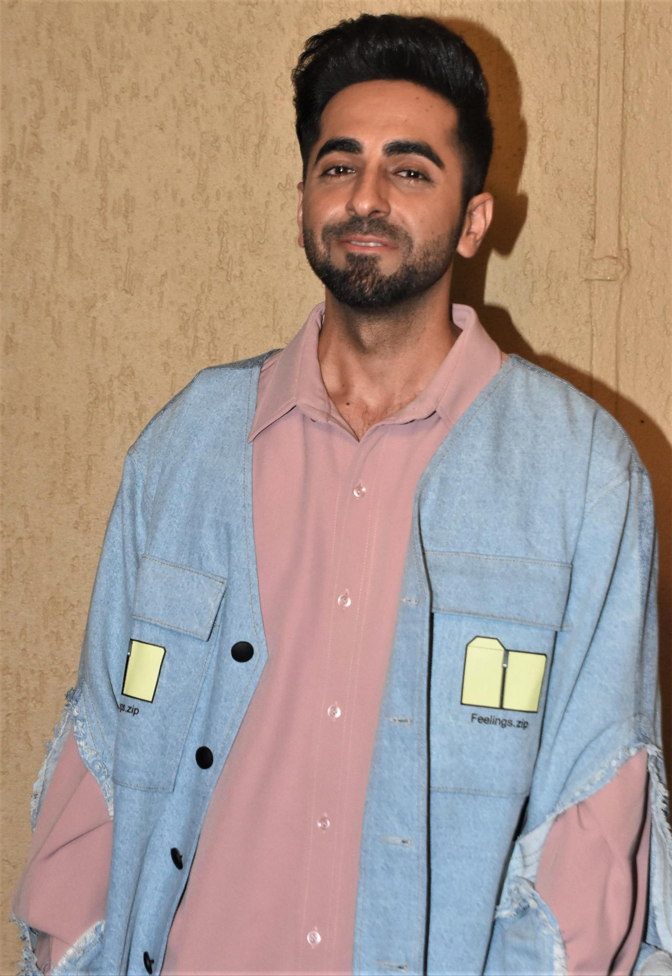 Ayushmann Khurrana Reveals the Two Bollywood Khans that Inspire Him. HINT: His film Bala Pays Tribute to One of Them