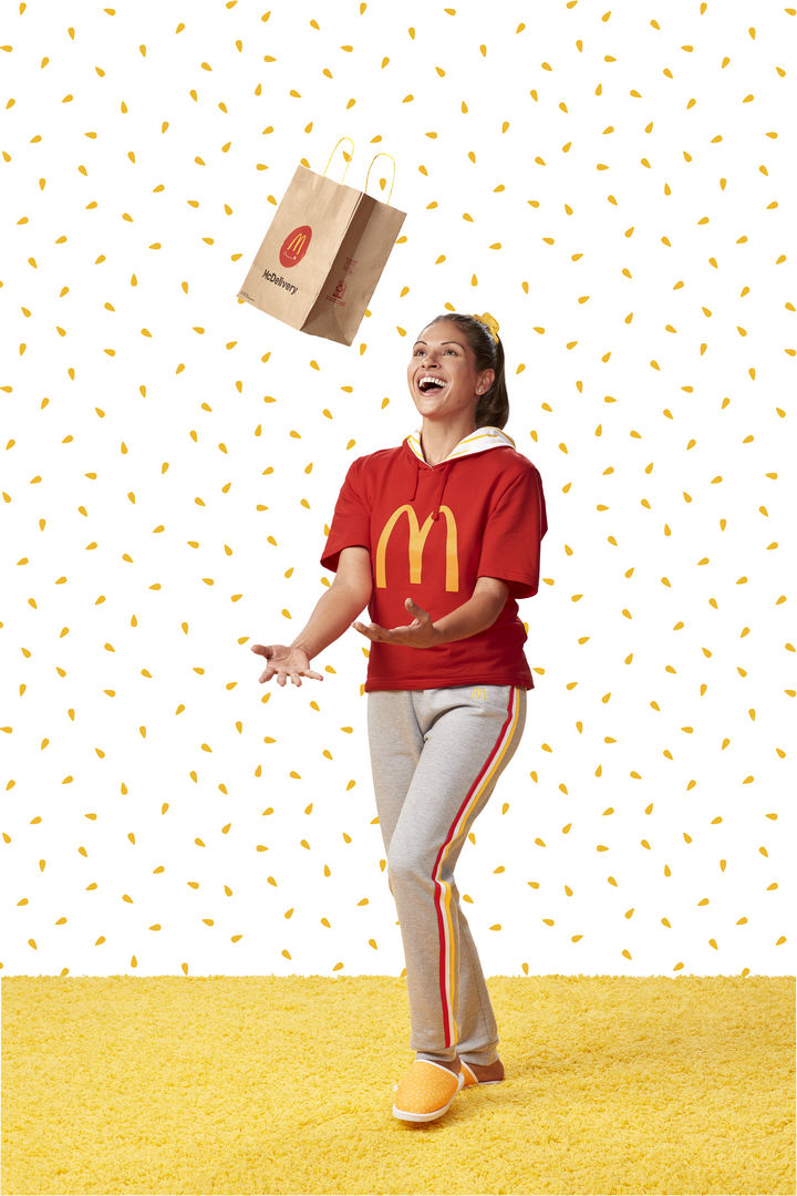 McDonald's releases limited-edition Night In line in celebration of McDelivery Night In