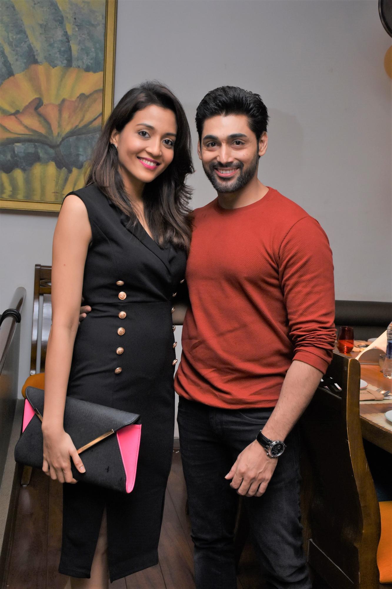 Munisha Khatwani's Boyfriend Proposes to Her At her Birthday Bash!
