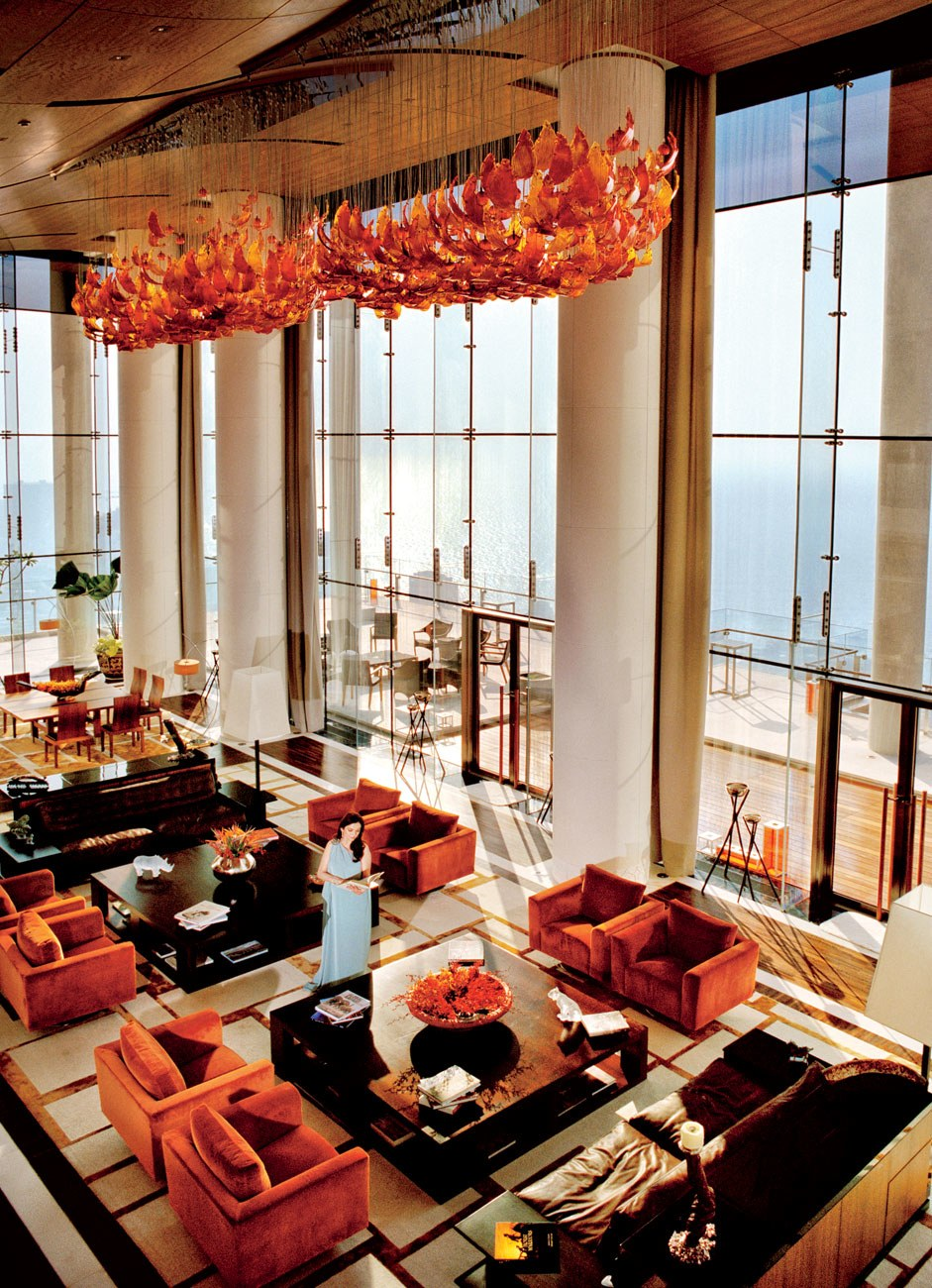 Antilia the Ambani Residence is the Second Most Valuable Residential Building in The World