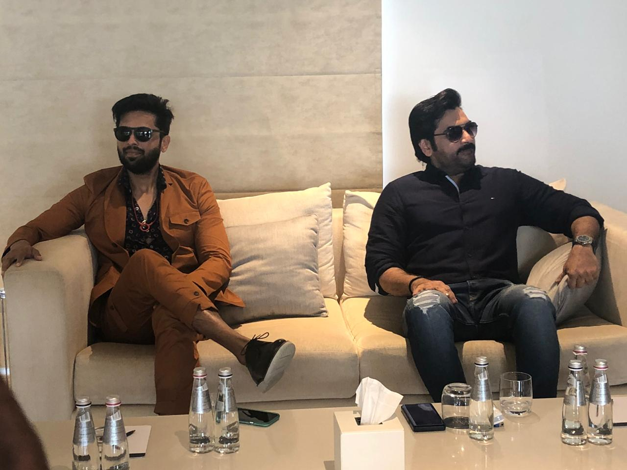 Humayun Saeed and Fahad Mustafa Might Pair Up Again for Jawani Phir Nahi Ani 3