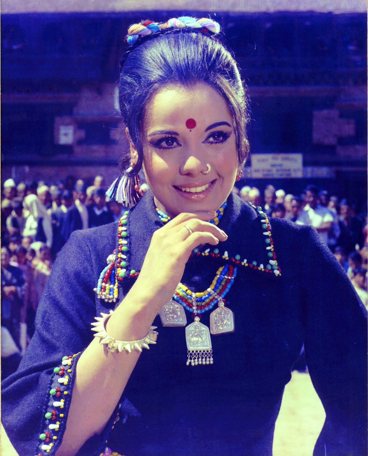 How Mumtaz Became A Heroine After an Actress Eloped to Get Married – Blast from the Past
