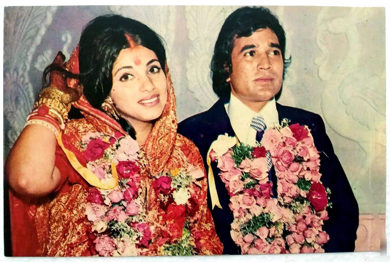 Dimple Kapadia's Marriage to Rajesh Khanna – The Real Story