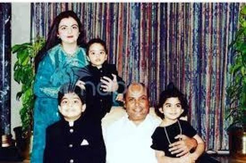 Isha Ambani's Cute Childhood Pictures Will Light Up Your Day