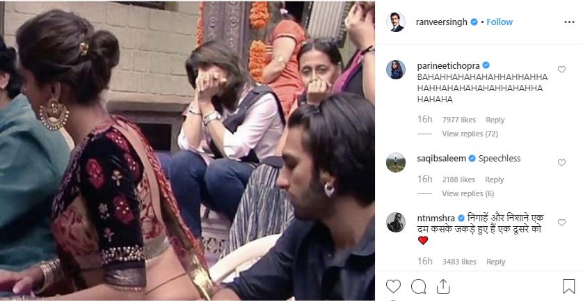 Deepika Padukone Feels Seven Years on Nothing Has Changed Between Ranveer Singh and Her