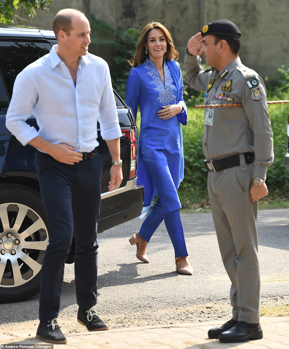 Heel No! Kate Middleton Chooses Comfort Over Style With Swift Change In Footwear
