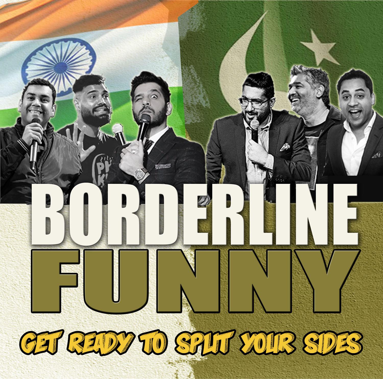 Nitinn Miranni's Borderline Funny To be Staged in Dubai