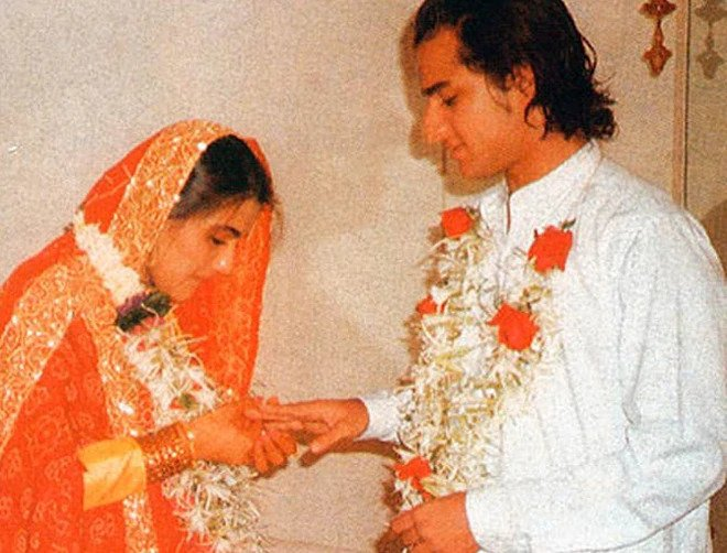 Saif Ali Khan's Divorce from Amrita Singh – Blast From the Past