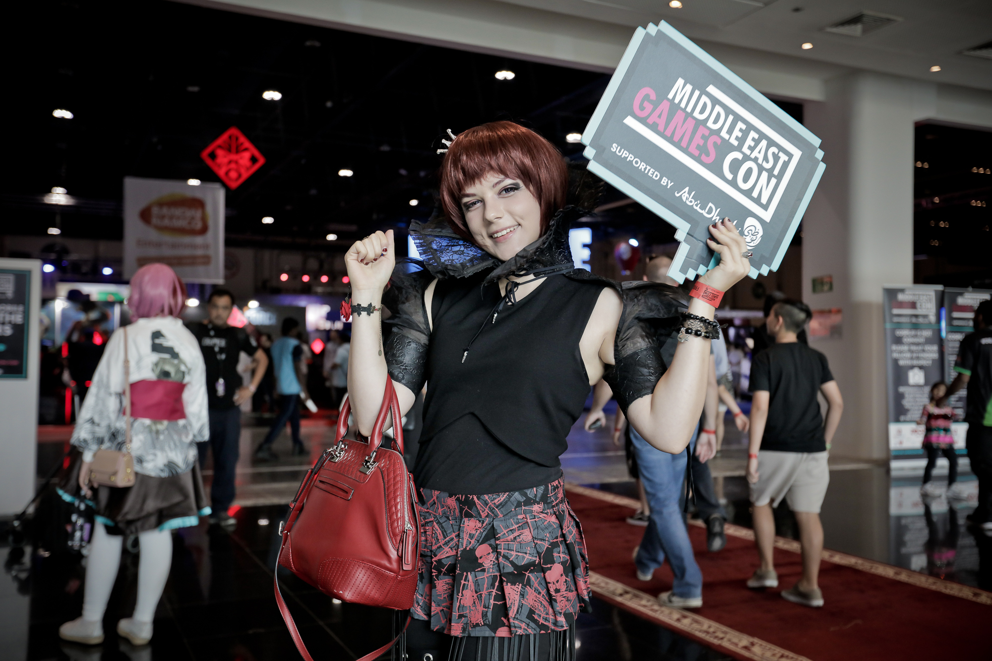 Middle East's Largest Gaming Festival, Games Con, Comes to Abu Dhabi