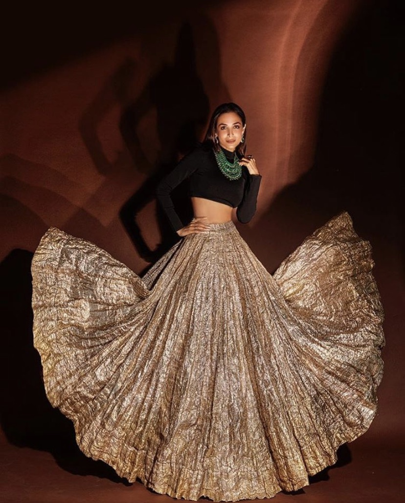 Malaika Arora Wishes Her Fans A Happy And Prosperous Diwali