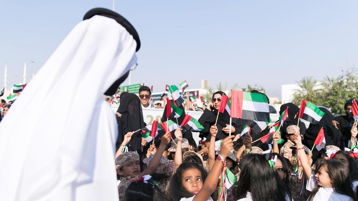 48th UAE National Day Celebrations: A Symbol of UAE Heritage and International Collaboration
