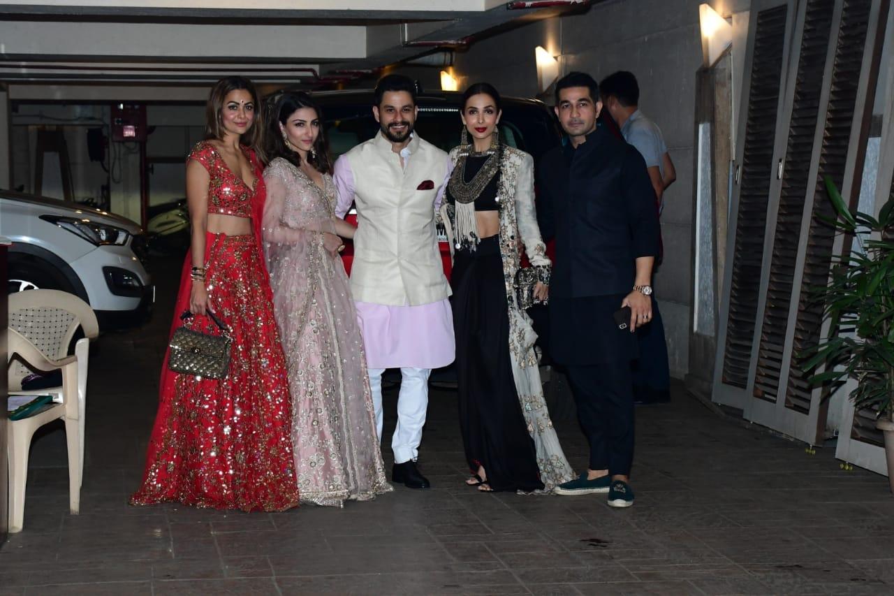 Malaika Arora at Diwali 3