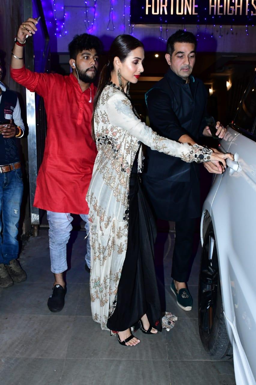 Malaika Arora at Diwali 5