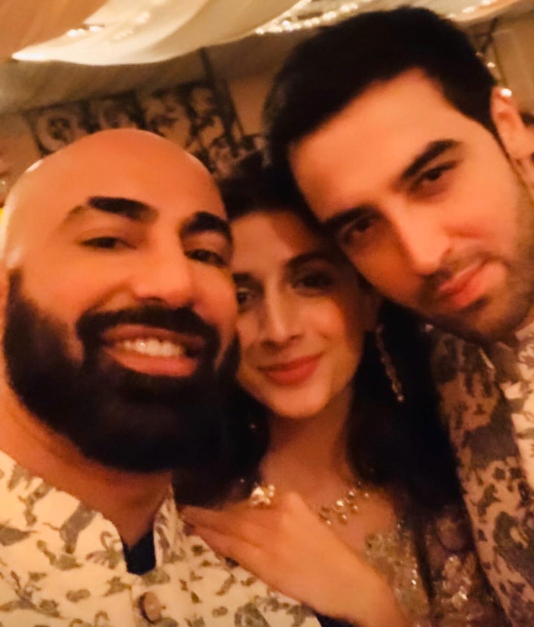 Mahira Khan, Sharmeen Obaid Chinoy, Mawra Hocane Dazzle at a Wedding