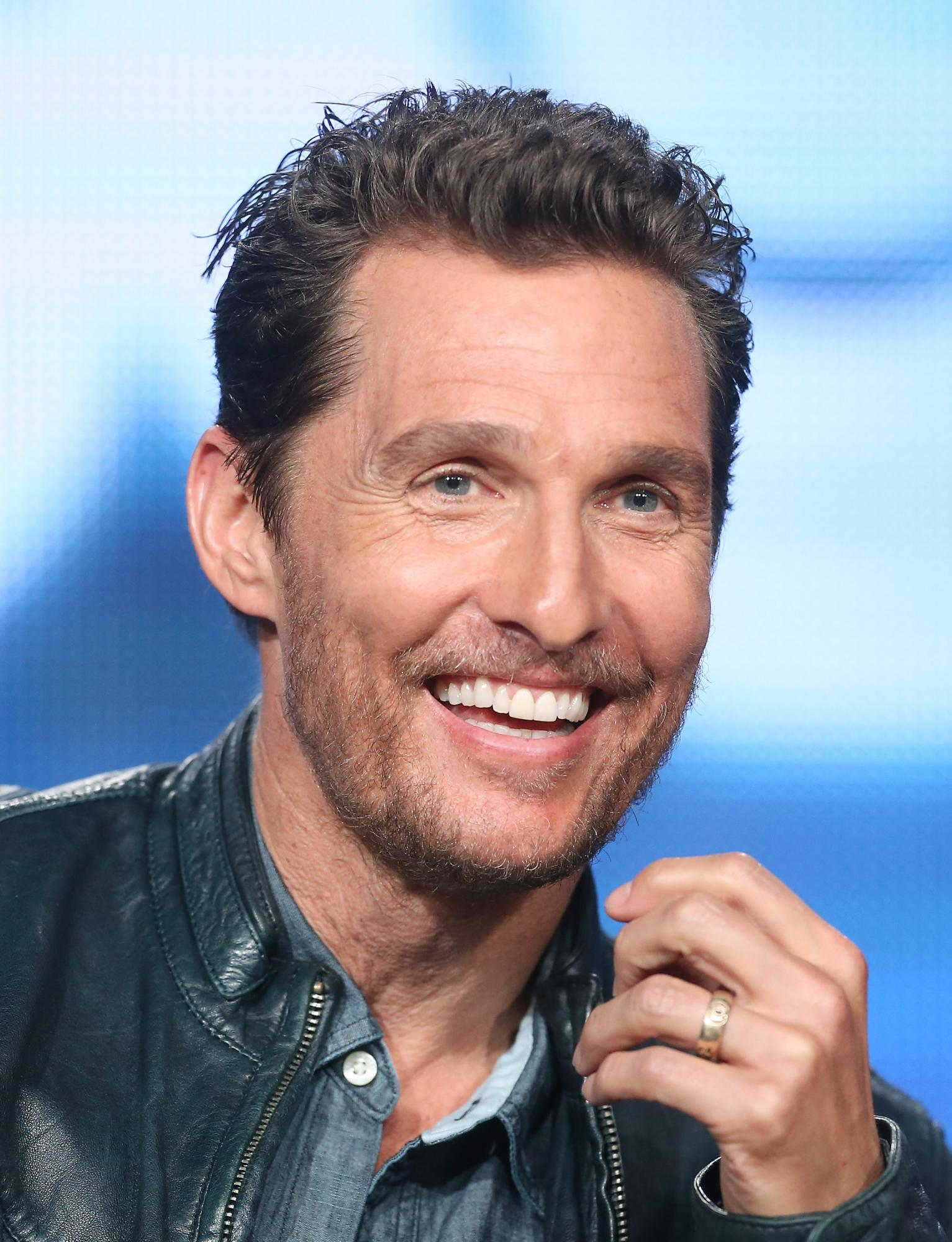Matthew McConaughey Takes Cue from Jennifer Aniston: Enters the Instagram World on His 50th Birthday