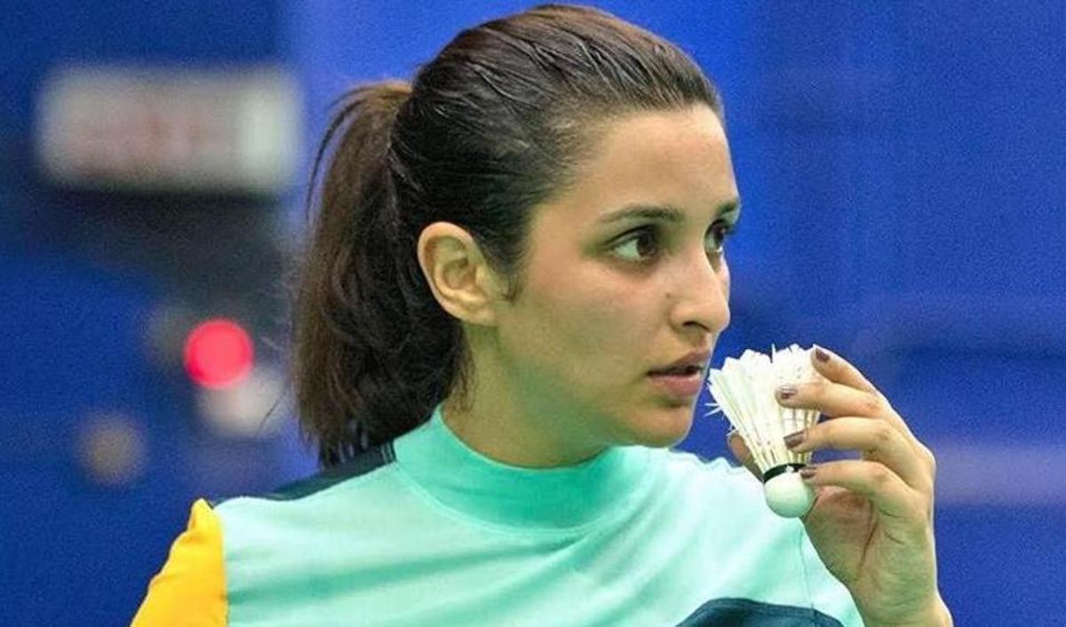 Parineeti Chopra as Saina Nehwal