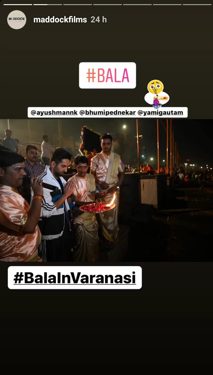 Ayushmann Khurrana Reveals His Spiritual Side, Performs Ganga Aarti and Expresses Gratitude